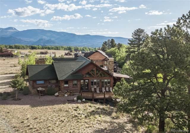 17431 Reserve Drive, Buena Vista, CO 81211 (#2891769) :: Compass Colorado Realty