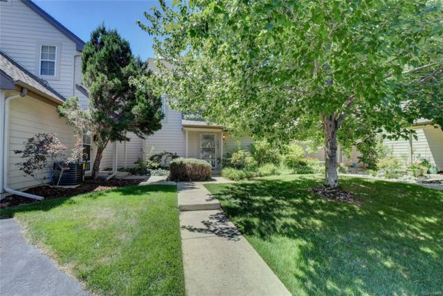 2191 S Victor Street B, Aurora, CO 80014 (#2893372) :: HomeSmart Realty Group