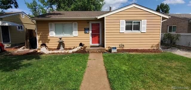 1574 S Clay Street, Denver, CO 80219 (MLS #2893613) :: 8z Real Estate