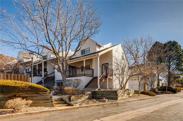 8550 E Temple Drive, Denver, CO 80237 (MLS #2893763) :: Keller Williams Realty
