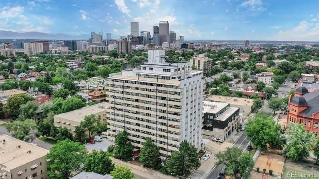 1029 E 8th Avenue #1001, Denver, CO 80218 (MLS #2896957) :: Bliss Realty Group