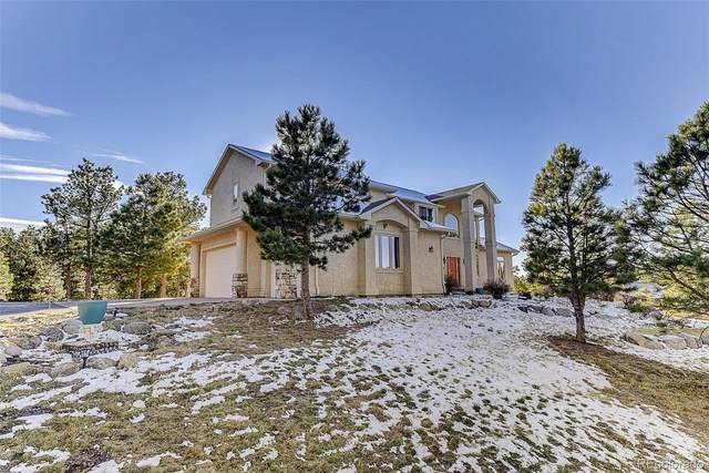19525 Box Oak Way, Colorado Springs, CO 80908 (#2897187) :: The DeGrood Team
