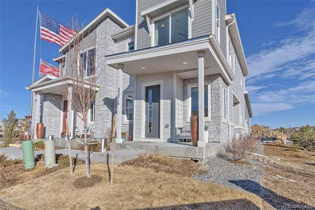23516 E 5th Place, Aurora, CO 80018 (#2899279) :: The Harling Team @ HomeSmart