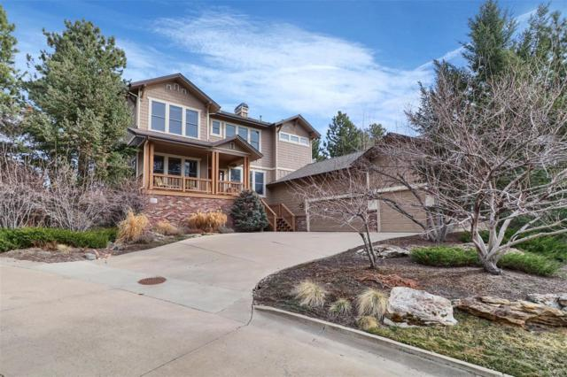 1105 Forest Trails Drive, Castle Pines, CO 80108 (#2902236) :: Hometrackr Denver
