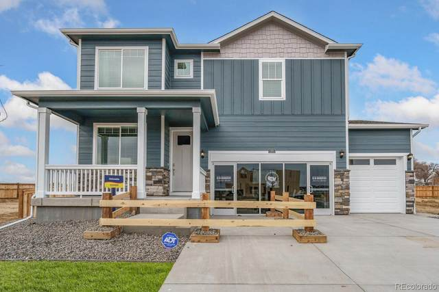 6211 B Street, Greeley, CO 80634 (#2906218) :: The HomeSmiths Team - Keller Williams