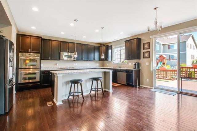 4884 S Riviera Street, Centennial, CO 80015 (#2906993) :: The Peak Properties Group