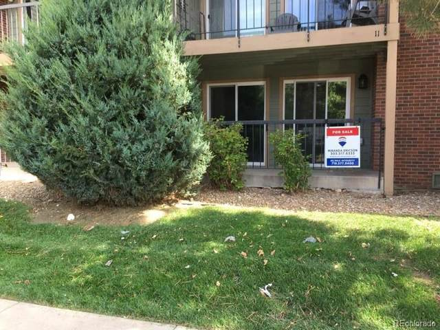 4899 Dudley Street #3, Littleton, CO 80232 (MLS #2910286) :: Stephanie Kolesar