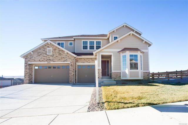 12971 Reata Ridge Drive, Parker, CO 80134 (MLS #2910398) :: Kittle Real Estate