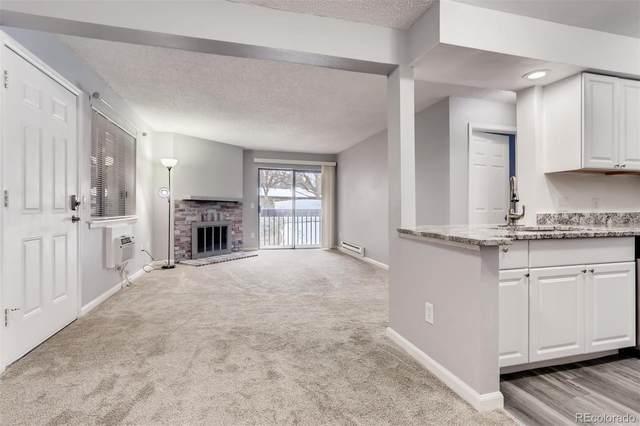14794 E 2nd Avenue 206F, Aurora, CO 80011 (#2915072) :: The Peak Properties Group