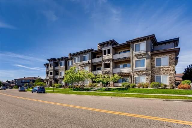 9318 Las Ramblas Court L, Parker, CO 80134 (MLS #2916591) :: 8z Real Estate