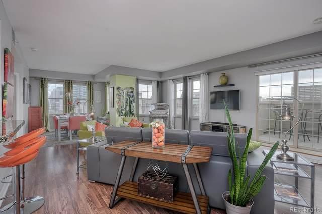 300 W 11th Avenue 8A, Denver, CO 80204 (#2916744) :: Wisdom Real Estate