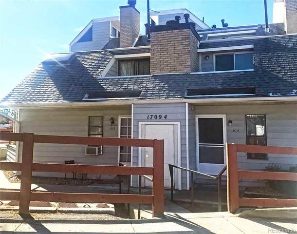 17094 E Tennessee Drive #207, Aurora, CO 80017 (#2918307) :: Briggs American Properties