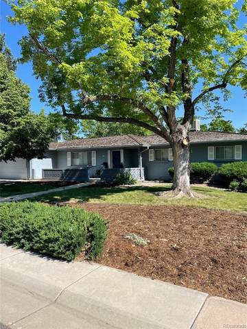 9199 E Radcliff Avenue, Greenwood Village, CO 80111 (#2922593) :: The Griffith Home Team