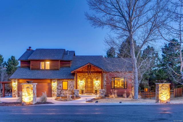 8120 Lakeshore Drive, Parker, CO 80134 (MLS #2925254) :: 8z Real Estate