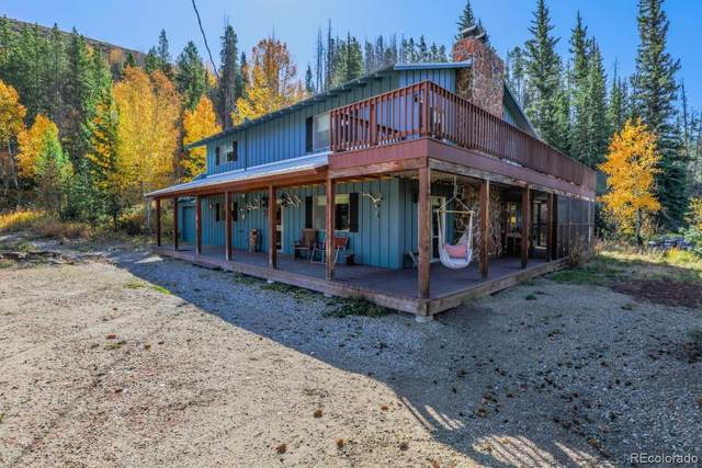 166 Gcr 627, Granby, CO 80446 (#2928046) :: Bring Home Denver with Keller Williams Downtown Realty LLC