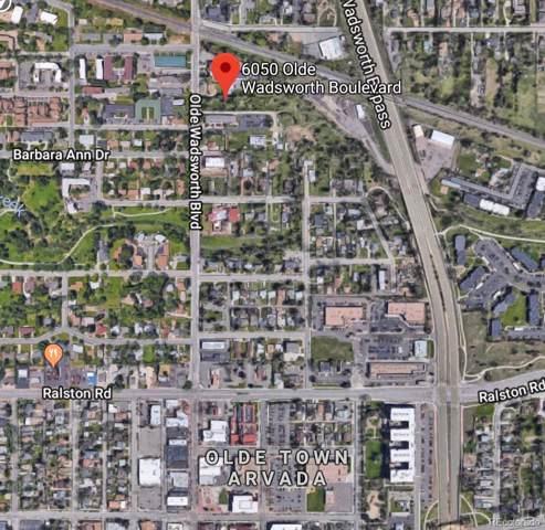 6050 Olde Wadsworth Boulevard, Arvada, CO 80003 (MLS #2929131) :: 8z Real Estate