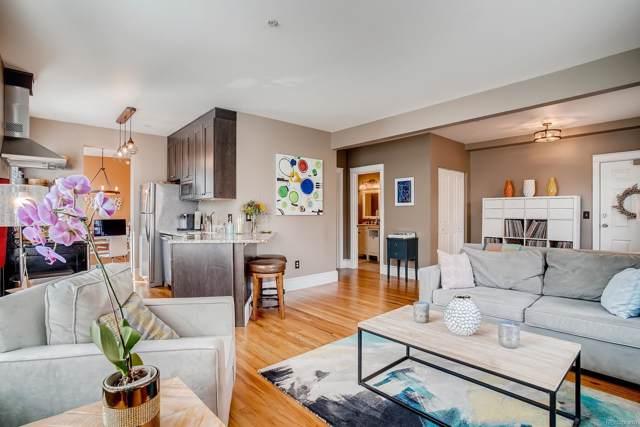 325 E 18th Avenue #207, Denver, CO 80203 (#2930762) :: The Peak Properties Group