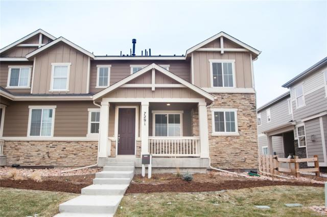 7291 S Millbrook Court, Aurora, CO 80016 (#2931031) :: Wisdom Real Estate
