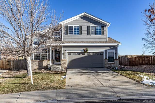 6598 Cherry Creek Drive, Parker, CO 80134 (#2932900) :: Colorado Home Finder Realty