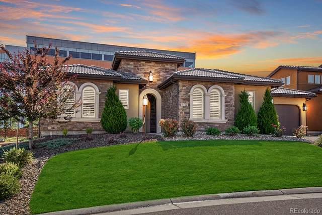 9452 E Winding Hill Avenue, Lone Tree, CO 80124 (#2932963) :: iHomes Colorado