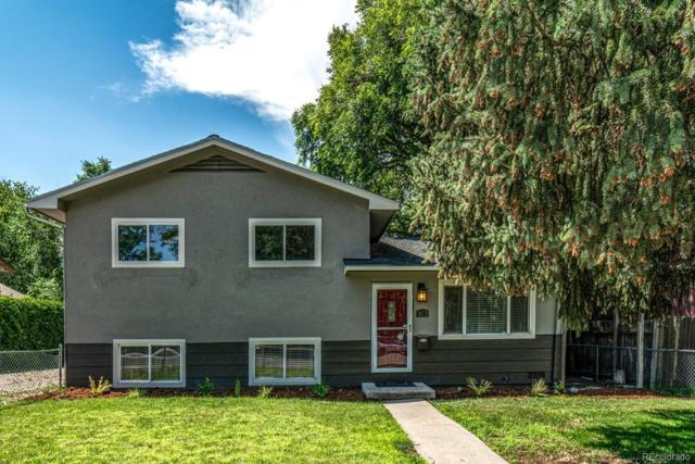 813 2nd Street, Colorado Springs, CO 80907 (#2933480) :: HomePopper