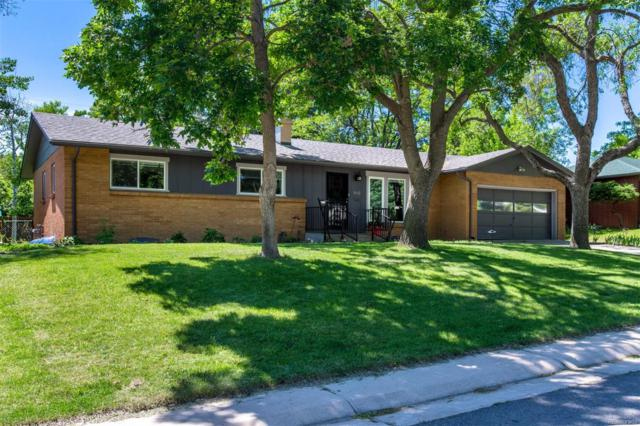 3632 S Grape Street, Denver, CO 80237 (#2933828) :: The City and Mountains Group