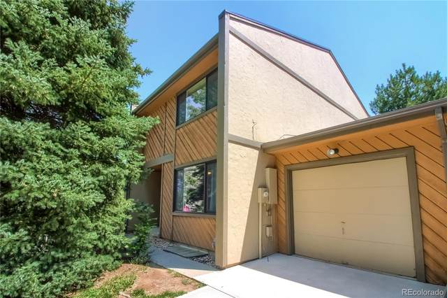 12655 W Bayaud Avenue #26, Lakewood, CO 80228 (#2934702) :: The Dixon Group