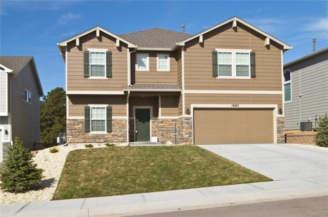 19483 Lindenmere Drive, Monument, CO 80132 (#2938449) :: Compass Colorado Realty