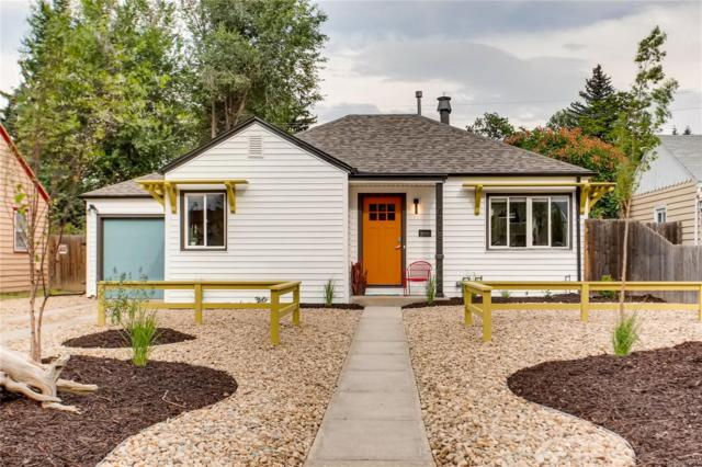 1718 Tamarac Street, Denver, CO 80220 (#2940411) :: Ben Kinney Real Estate Team