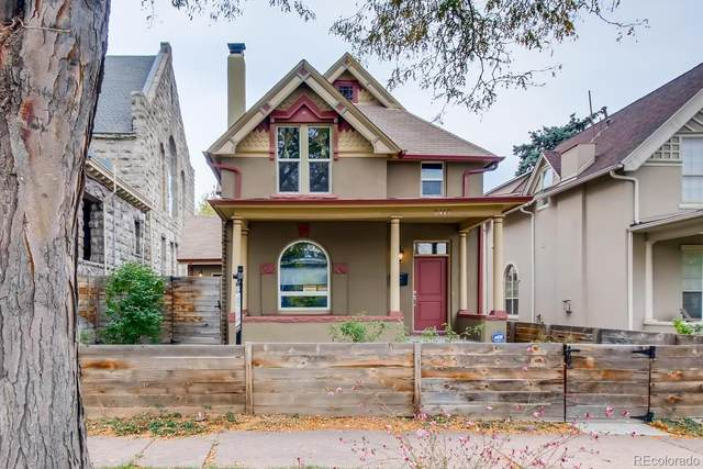 2417 N Ogden Street, Denver, CO 80205 (#2941595) :: Wisdom Real Estate