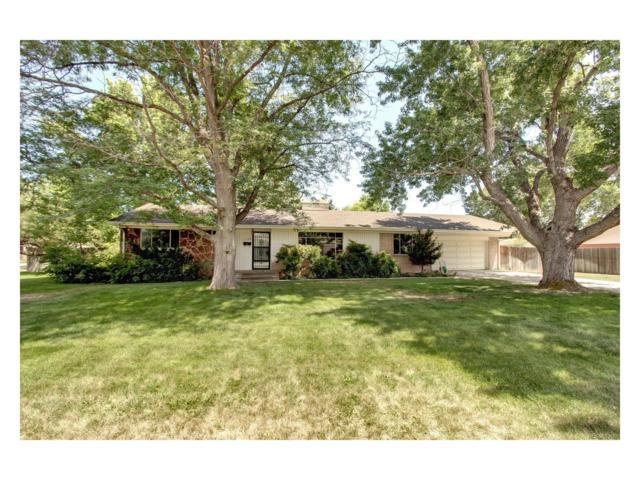 1700 S Ames Street, Lakewood, CO 80232 (MLS #2943647) :: 8z Real Estate