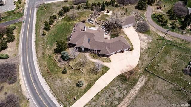 9600 N Surrey Drive, Castle Rock, CO 80108 (MLS #2948176) :: 8z Real Estate