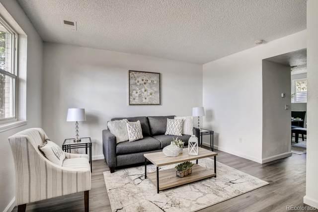 4670 W Nevada Place #101, Denver, CO 80219 (MLS #2953909) :: 8z Real Estate