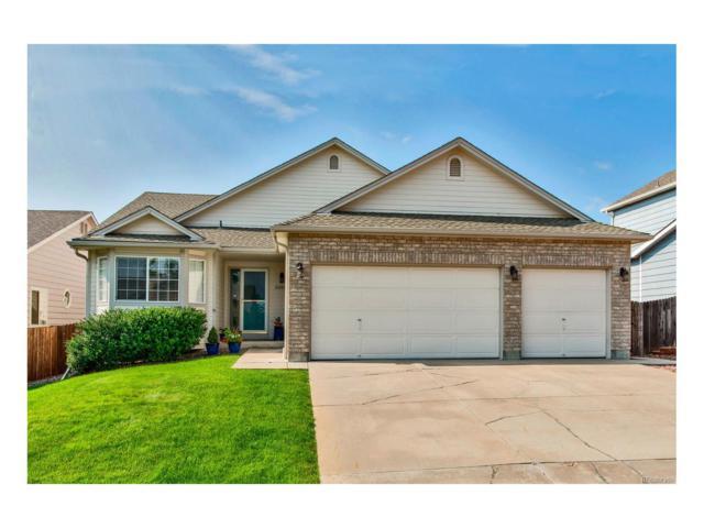 10886 W Hialeah Place, Littleton, CO 80127 (MLS #2955433) :: 8z Real Estate