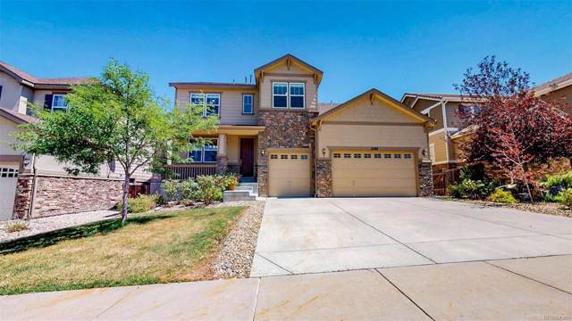 6292 S Jackson Gap Court, Aurora, CO 80016 (MLS #2955545) :: Bliss Realty Group