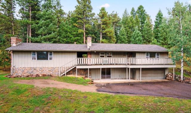 5764 Herzman Drive, Evergreen, CO 80439 (#2957578) :: Bring Home Denver