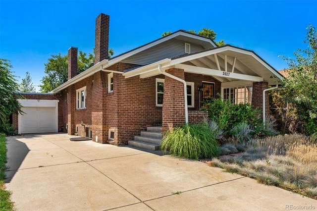 2627 N Elizabeth Street, Denver, CO 80205 (#2959695) :: Venterra Real Estate LLC