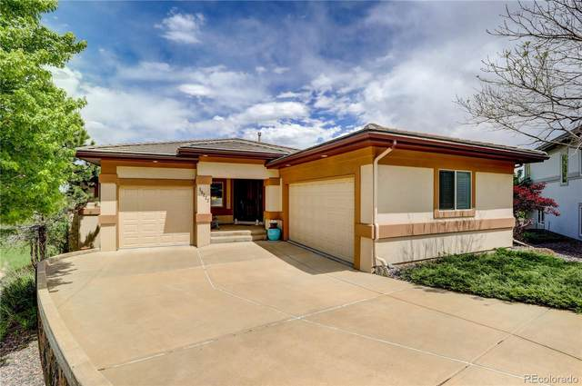 10222 Eagle Feather Place, Littleton, CO 80125 (#2963511) :: The Colorado Foothills Team | Berkshire Hathaway Elevated Living Real Estate