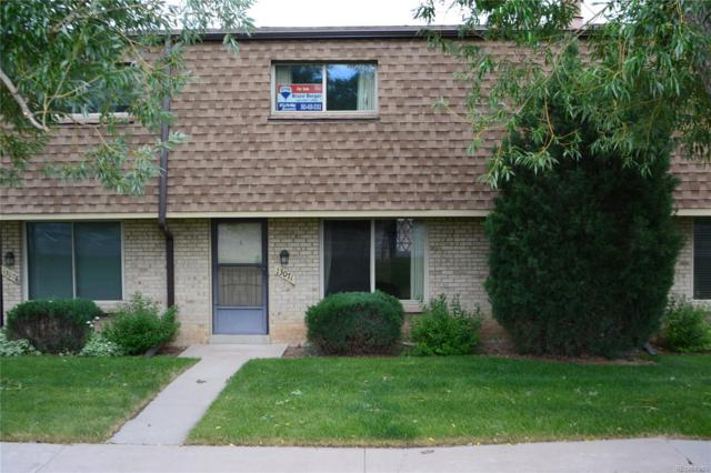 13071 W 20th Avenue, Golden, CO 80401 (#2964360) :: The Heyl Group at Keller Williams