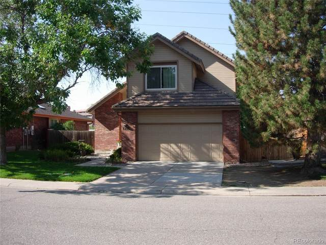 3355 S Tulare Court, Denver, CO 80231 (#2965295) :: Kimberly Austin Properties