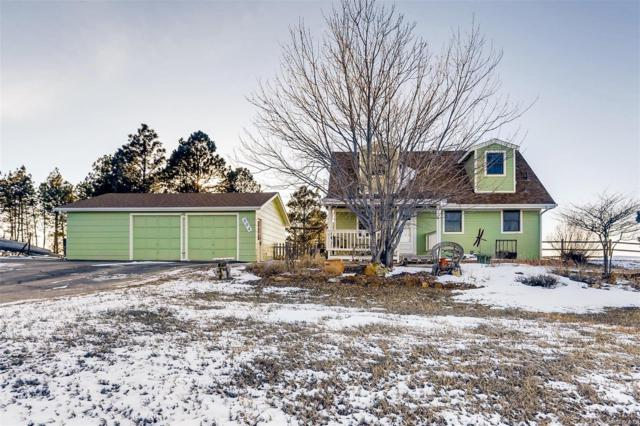804 Panorama Drive, Elizabeth, CO 80107 (#2965641) :: Bring Home Denver