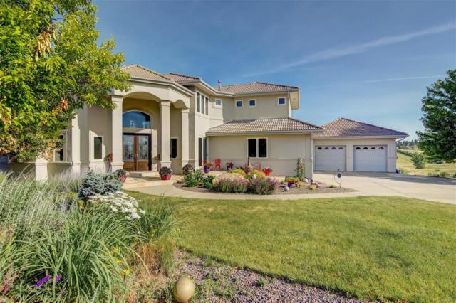 9659 Blanketflower Lane, Parker, CO 80138 (MLS #2969143) :: 8z Real Estate