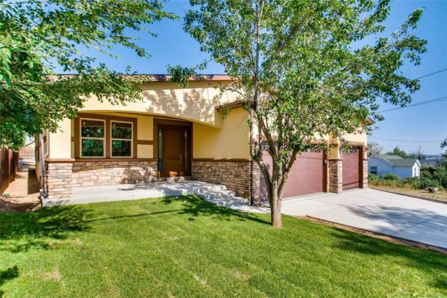 3372 S Dale Court, Englewood, CO 80110 (MLS #2970835) :: 8z Real Estate