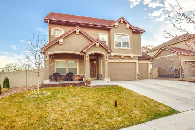 4934 Silverwood Drive, Johnstown, CO 80534 (#2976911) :: The Griffith Home Team