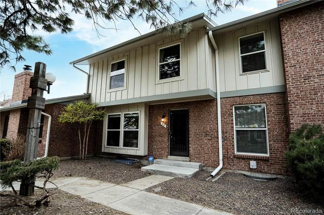 10268 E Jewell Avenue #38, Aurora, CO 80247 (#2980964) :: Hudson Stonegate Team