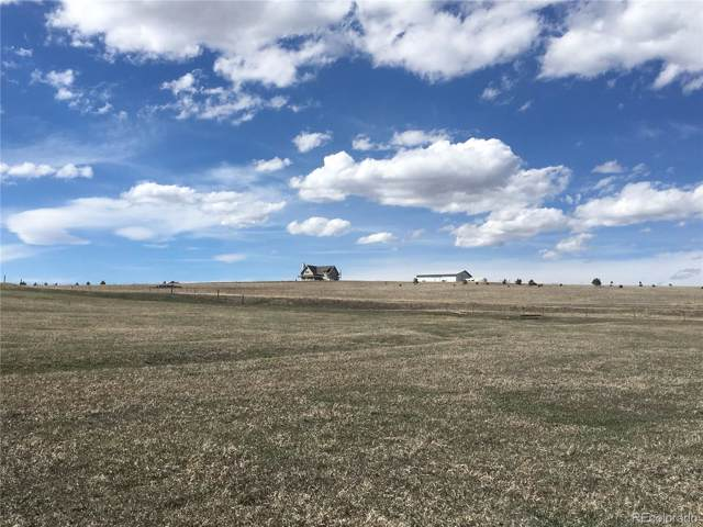 4931 County Road 106, Elizabeth, CO 80107 (#2982488) :: The DeGrood Team