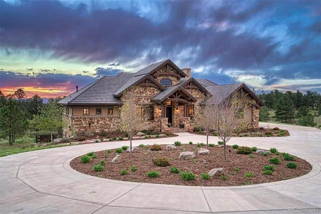 7996 Forest Keep Circle, Parker, CO 80134 (#2983752) :: The HomeSmiths Team - Keller Williams
