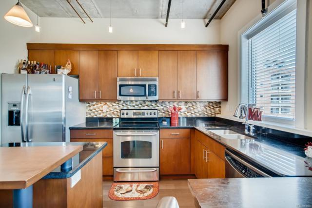 2210 Blake Street #307, Denver, CO 80205 (#2986215) :: RazrGroup