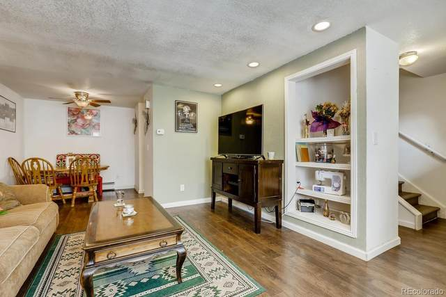 89 Nome Way B, Aurora, CO 80012 (#2987370) :: The DeGrood Team