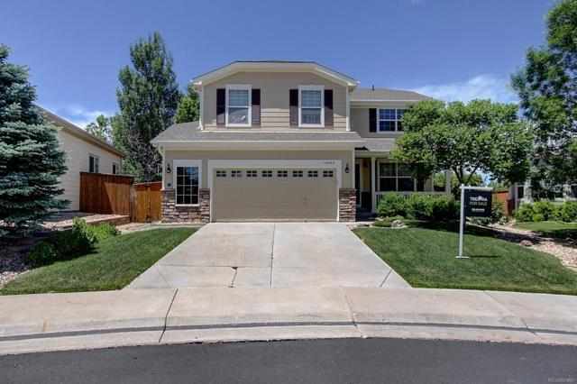 16669 Trail Sky Circle, Parker, CO 80134 (#2987874) :: The HomeSmiths Team - Keller Williams